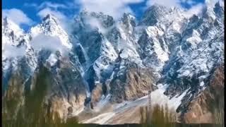Passu Cones, Hunza - Karakoram Highway, Pakistan