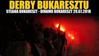 Steaua Bukareszt - Dinamo Bukareszt 29.07.2018
