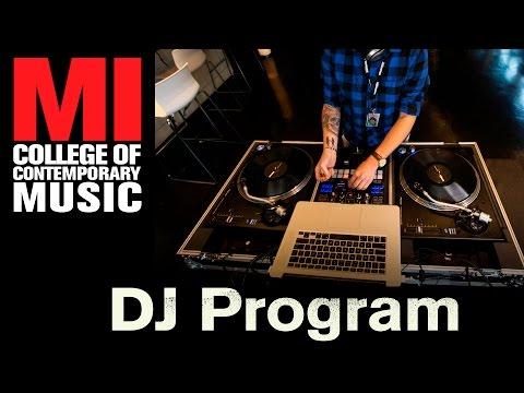 DJ School | DJ Classes | DJ Program - MI - Musicians Institute