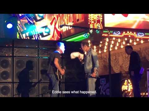 The Van Halen Incident on Jimmy Kimmel Live