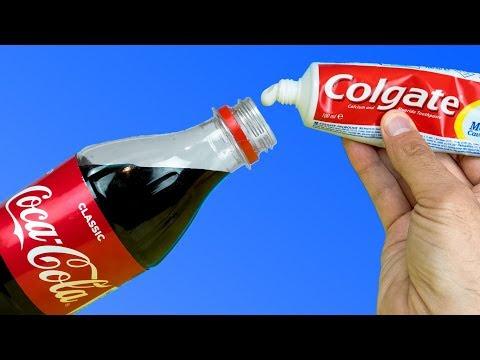 10 Ideas Útiles Con Coca-Cola