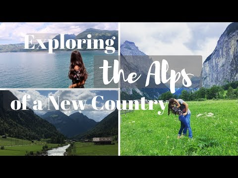 ROAD TRIP TO THE ALPS | Travel Vlog