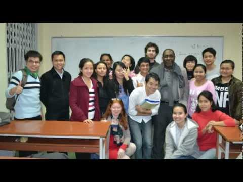 our life in VIETNAM (Master in law of economic cooperation and international business)