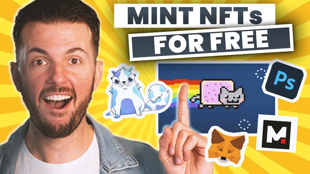 Mint Your Art Into NFTs for FREE (NO Gas Fee)