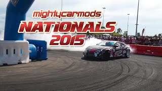 Mighty Car Mods Nationals 2015 - Highlights