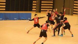 【ハンドボール男子日本代表】 オリンピックに向けて函館アリーナにて公開練習