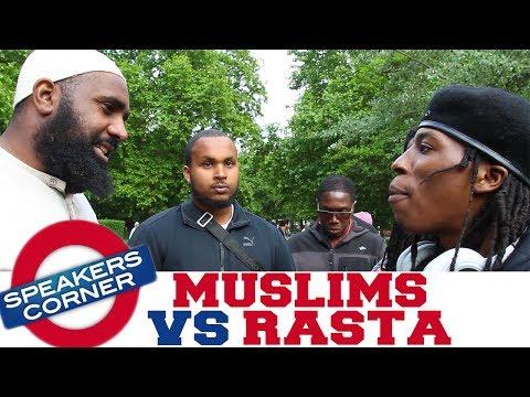 Raspect vs Muslim Husain | Ethiopia Civilised Arabs | Speakers Corner