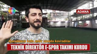 Futbol Takımını Bıraktı E-Spor Takımı Kurdu - Röportaj Adam