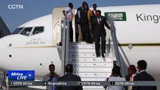 somalia president to attend arab islamic summit in saudi arabia