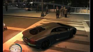 GTA 4 super cars Прохождение - Часть # 38