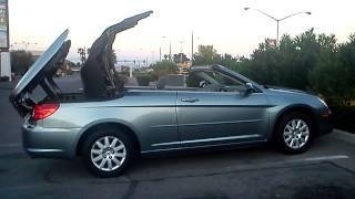 2009 Chrysler Sebring Convertible Videos
