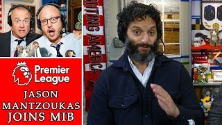 Men in Blazers: Actor Jason Mantzoukas talks acting PL manager and player biopics | NBC Sports