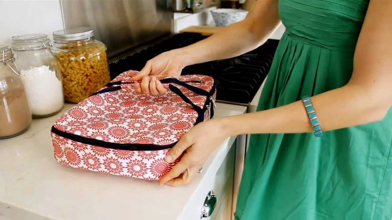 Vonny Casserole Carrier Part 2 How To Use