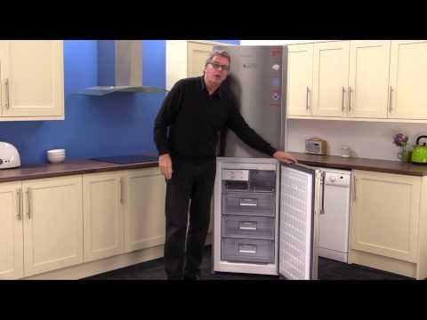 Blomberg KGM9680PX Frost Free Fridge Freezer
