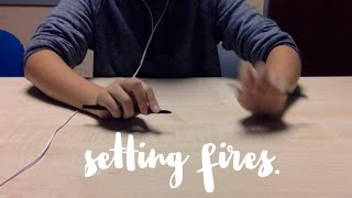Setting Fires - The Chainsmokers ft. XYLO (Pen Tapping Cover)