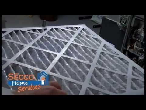 Air Flow Direction Arrow On Replacement Air Filter Youtube