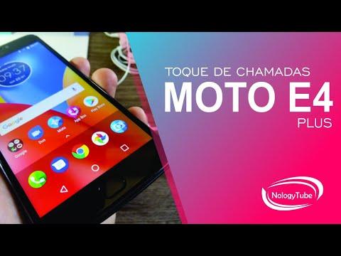 Moto E4 Plus - Como alterar toque de chamadas sem baixar Apps.