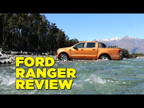 Epic Ford Ranger Review in New Zealand