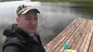 Обзор сверхкомпактной удочки на Озернинском водохранилище