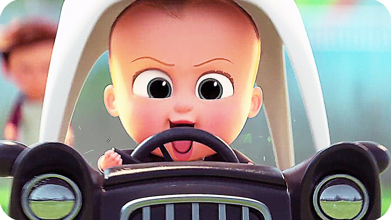 The Boss Baby Trailer 2 2017 Alec Baldwin Animated Movie