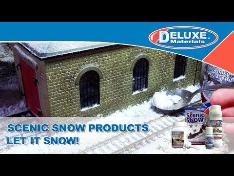Scenic Snow Products – Let It Snow!