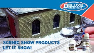 Scenic Snow Products - Let It Snow!