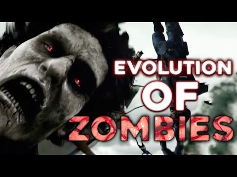 Evolution of Zombies in Video Games