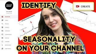 Understanding SEASONALITY on Your Channel!