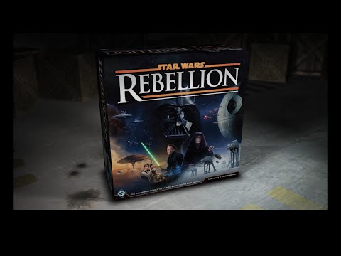 Star Wars Rebellion: Game Overview