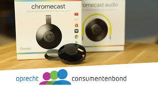 Google Chromecast 2015 - Review (Consumentenbond)