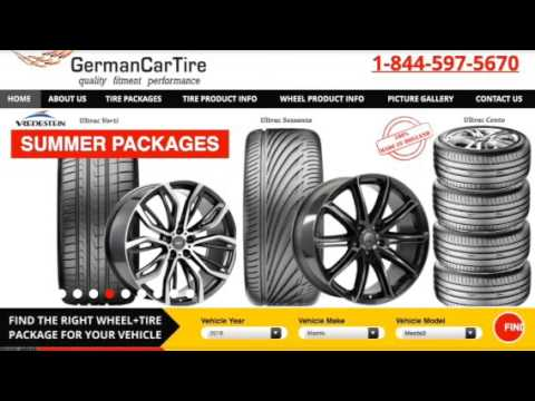 Tires And Wheels - Buy Online In Canada