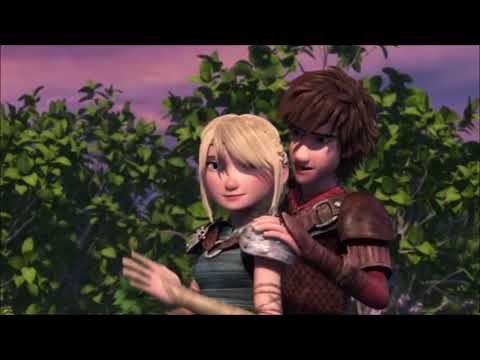 Hiccup & Astrid - Mine