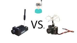 Mini Transmitter Camera Combo Vs. Eachine Tx03