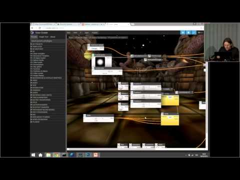 NVScene 2015 Session: Real Virtuality - Adventures in WebVR (Antti Jädertpolm)