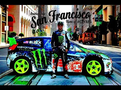 Best Car Drifting Wallpapers Ken Block San Francisco Drift Dubstep 2013 1080p Hd