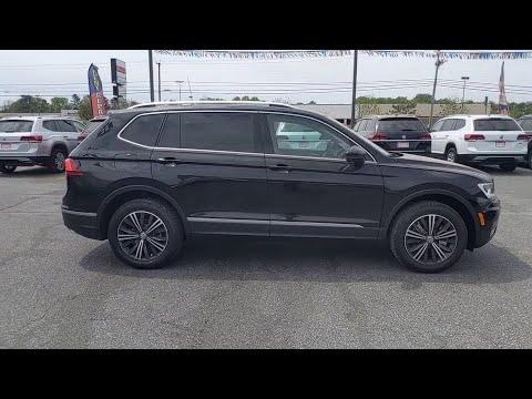 2019 Volkswagen Tiguan Baltimore, Catonsville, Laurel, Silver Spring, Glen Burnie MD V90502