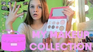 MY MAKEUP COLLECTION | Emma Marie's World