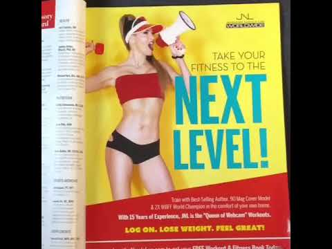 JENNIFER NICOLE LEE 2018 NOW BEST FITNESS SOLUTIONS