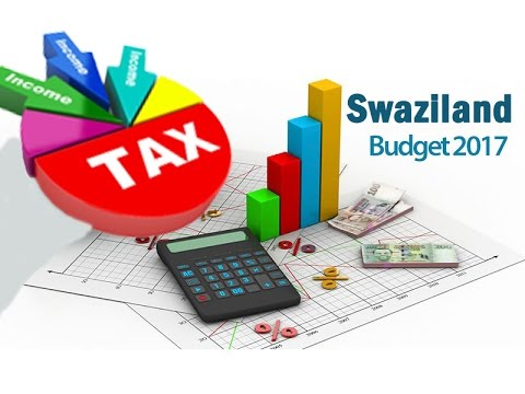 Budget for the financial year 2017/2018
