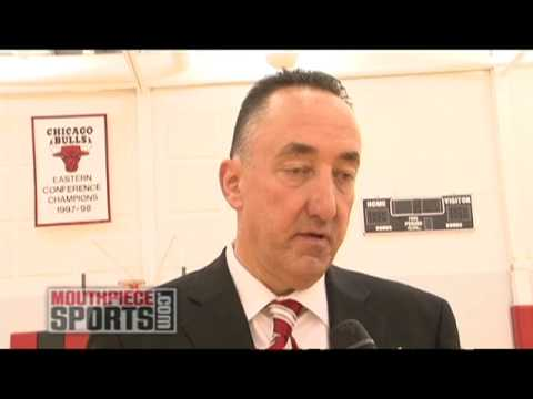 Gar Forman Takes Over the Reigns for the Chicago Bulls