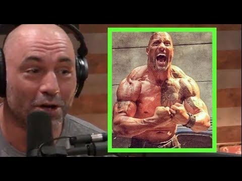 Joe Rogan - The Rock Can Do Whatever He Wants!