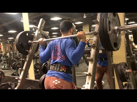 BODYBUILDING LEG DAY | GETTING BACK INTO HEAVY LIFTING | FULL DAY OF EATING