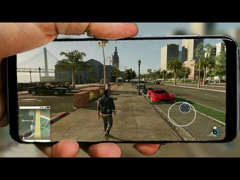 WATCH DOGS 2 APK+OBB FOR ANY ANDROID DEVICES ||Offline🔥  #Smartphone #Android