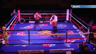 Metcalf  V  Griffiths - Blackpool, 29th March 2014
