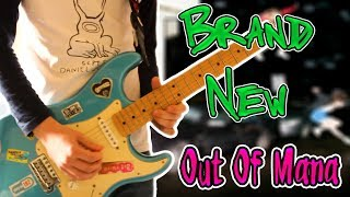 Brand New - Out Of Mana Guitar Cover 1080P