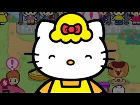 Best Mobile Kids Games - Hello Kitty Carnival - Sanrio Digital