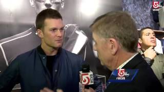 Uncut: Tom Brady discusses football future, balancing NFL & family life