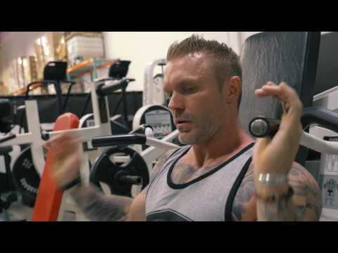 Monster Shoulder Workout James Grage, Jose Raymond, Regan Grimes - BPI Sports