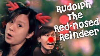 Rudolph The Red-Nosed Reindeer - Vinnie Classroom & Amanda Tee