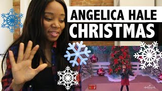 ANGELICA HALE - HALLMARK CHRISTMAS - REACTION! | ibukola